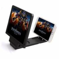 Jual Kaca Pembesar Layar HP Enlarge Screen Magnifier Bracket Stand 3D untuk Murah