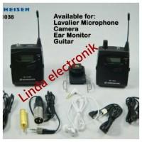 Sennheiser Ek 1038 G2 camera mount wireless system (KW)