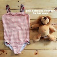 Jual PROMO Jual baju renang anak cewek (pink billabong swimsuit) murah Murah