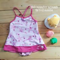 Jual PROMO Jual baju renang anak cewek (pink moonshot swimsuit) murah Murah