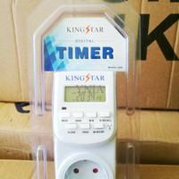Jual Timer digital stop kontak listrik kaiser - Harga Hot Murah
