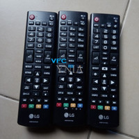 Jual Remot Remote TV LCD LED LG AKB Original - Murah Murah