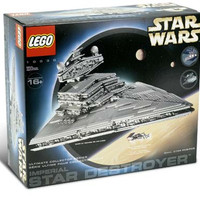 Lego 10030 Imperial Star Destroyer UCS Star Wars