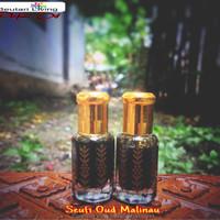Jual 6ML Seufi Oud Malinau Parfume Oil (Parfum Arab Minyak Gaharu Agarwood) Murah