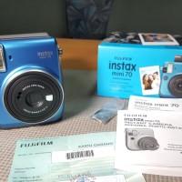 Jual Fuji Instax mini 70 Pembelian Juni 2017 Murah