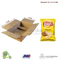 KARDUS | BOX | KARTON PACKING ( 19 x 12 x 5 )