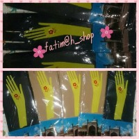 sarung tangan akhwat/kaos tangan full jari( muslimah)