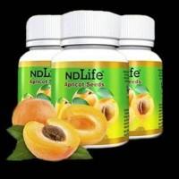 Apricot Obat Kanker Diabetes Jantung - NDLife Kapsul Biji Aprikot