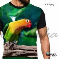 Baju Kaos Pria / Kaos Full Print Umakuka - BLB Playing