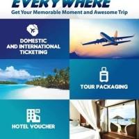 paket wisata lombok 3d2n 20 - 80 pax