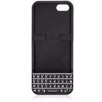 Jual Typo QWERTY Blackberry Keyboard Bluetooth Case Casing iPhone 5 / 5s Murah