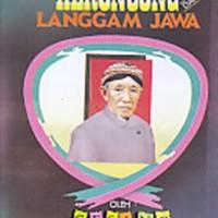 KUMPULAN LAGU KERONCONG DAN LANGGAM JAWA - GESANG - BUKU BUDAYA & SEJ