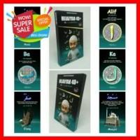 Jual Buy 1 Get 1 Kartu Edukasi 4D Hijaiyah 4D Coloring  Murah