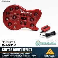 BEHRINGER V-AMP 3 Digital Multi Effect Processor Guitar / Efek Gitar