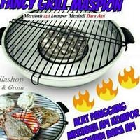 Jual Fancy grill stainless Murah