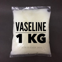 Vaseline / Petrolatum / White Petroleum Jelly / Bahan Baku Pomade
