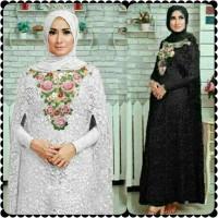 original Kaftan Syahrini 2 / dress muslimah premium butik / gamis