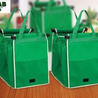 Jual Grab Bag Set Harga 2 Pcs / 1 Set Isi 2 Tas Belanja Shopping Bag Murah