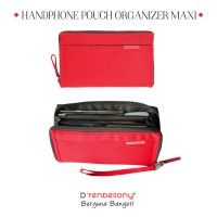 Jual Handphone Pouch Organizer ( HPO ) Maxi - Red Limited Murah