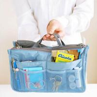 Jual Korea Dual Bag - Tas Organizer Bag in Bag Kualitas Terjamin Murah