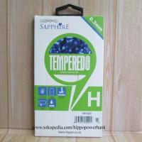 Jual Hippo Sapphire Tempered Glass Blackberry BB Classic Q20 Berkualitas Murah