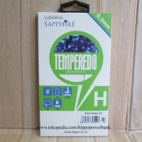 Jual Hippo Sapphire Tempered Glass Samsung Galaxy A3 Berkualitas Murah