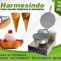 MESIN PEMBUAT CONE ES KRIM TCB-1 ALAT CETAKAN Wadah Ice Cream Puter