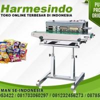 MESIN PRESS PLASTIK SEALER DBL-10403 KEMASAN Pembungkus Makanan Snack