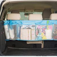 Jual Kantong Tempat Penyimpanan Belakang Mobil / Big Back Car Organizer Murah