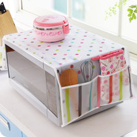 Microwave Top Cover / Taplak Penutup Organizer / Oven Waterproof