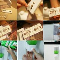 Jual Dispenser Sabun Shampo Single Satu Tabung Murah