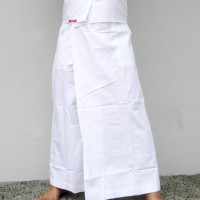 Jual Celana Sarung Putih Original Preview by Itang Yunasz best seller Murah