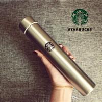 Jual  SALE  Termos botol minum Starbucks slim stainless steel 300ml korean  Murah