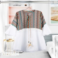 Jual SALE ! Atasan Gazebo GZBM04 Motif Etnik Unik dan Cantik Murah