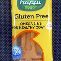 Jual Snack Anjing / Happi Doggy Orange 25g HD06 Murah