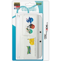 Jual POKEMON New 3DS XL / LL Cover with Card Case (Alola) Murah