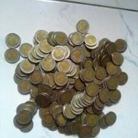 Jual uang kuno 1000 kelapa sawit Murah