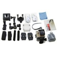 Jual Onix XCOM X3 Action Camera 4K HD 16MP SILVER & Hitam Carton Box + batt Murah