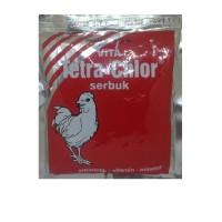Tetra Chlor Serbuk 250 Gram Obat Hewan