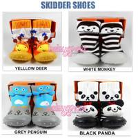 Jual Skidder Shoes Sepatu Bayi Karet Skidders 3D Murah