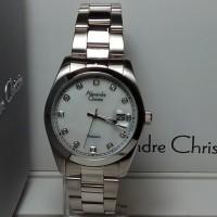 Jam Tangan Pria Alexandre Christie AC8464MD Elegance Silver Stainless