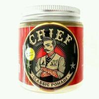 Jual Pomade Chief Red Oilbased + Free sisir Murah