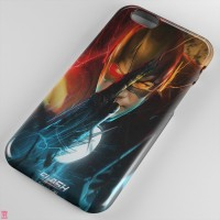 flash and zoom and reverse flash iPhone Case & All Case HP