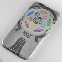 EPCOT CENTER Metro Series iPhone Case & All Case HP