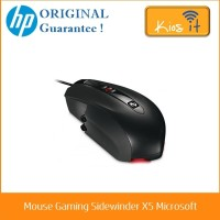 Mouse Gaming Sidewinder X5 Microsoft