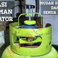 harga Kenmaster Pengaman Regulator Tabung Gas 3 Kg & 12 Kg Lpg Elpiji Melon Tokopedia.com