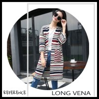 LONG VENA outer cardigan rajut grosir murah