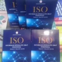 ISO Informasi Sepesialit Obat Volume 51 2017 Sd 2018