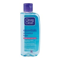 CLEAN & CLEAR Essential Oil Control Toner 100ml