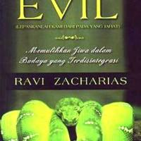 BARU Buku Deliver Us From Evil - Terjemahan (Ravi Zacharias)